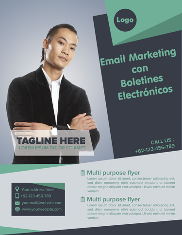 Email Marketing con Boletines Electrónicos