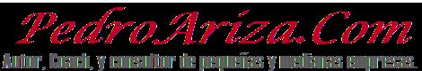 El Blog Oficial de Pedro Ariza